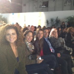 Front Row seating for Winners Jeff and Justin demonstrations with Season 8 of Food Network Star